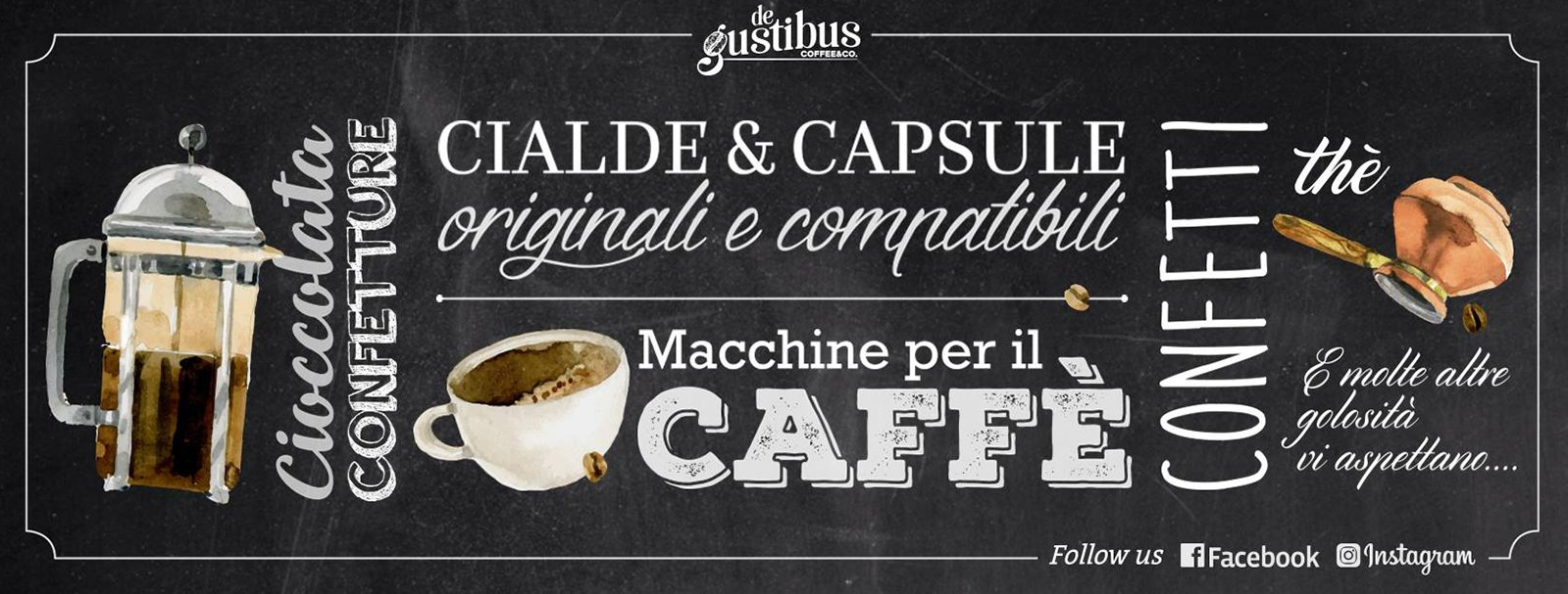 pubblicità cialde caffè