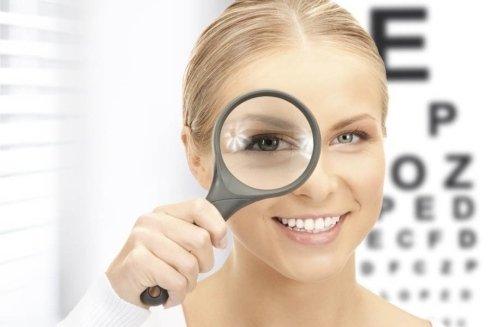 cura della vista