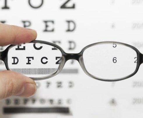 correzione della vista