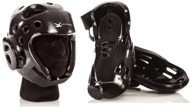 Colorado Martial Arts Academy Review of Whistlekick Karate Sparring Gear