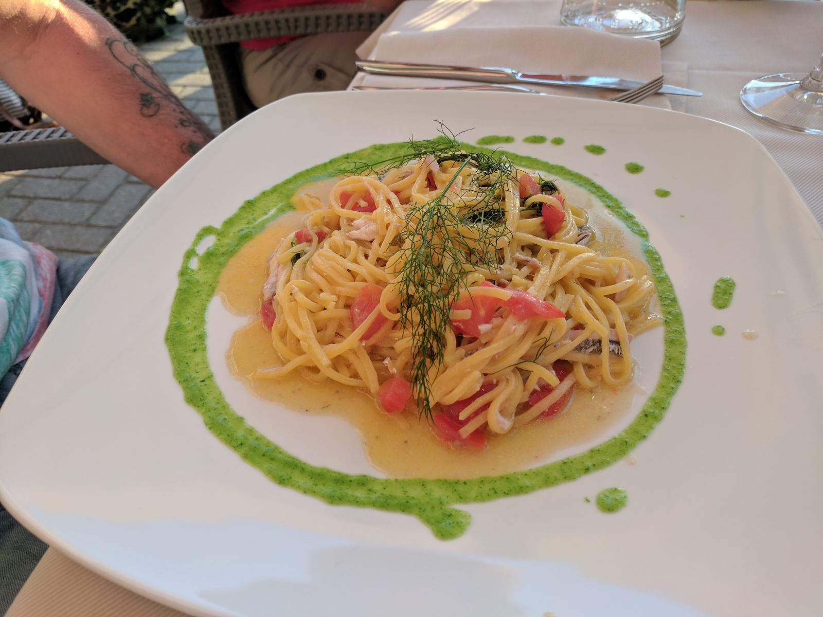 spaghetti all'italiana