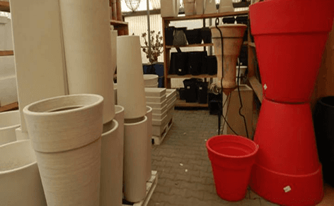assortimento vasi