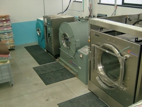 macchinari lavaggio piumoni