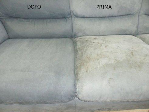 divano microfibra da pulire