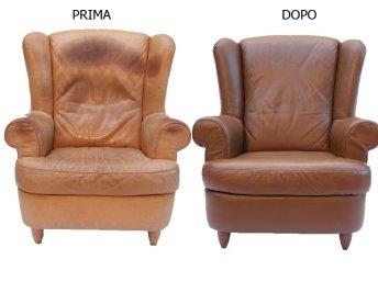 Manutenzione divani e poltrone - Pescara - Tecnica Pelle