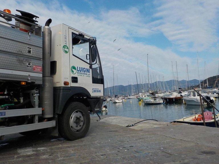 Luigini Ecologia noleggio servizi igienici La Spezia