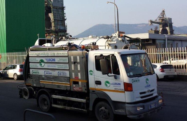 mezzi La Spezia Luigini ecologia