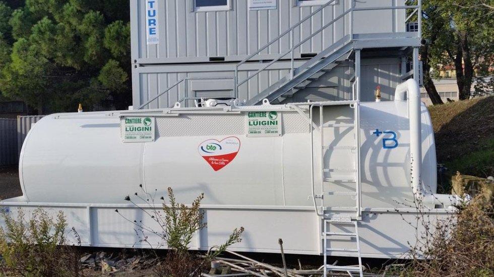 Cisterne Scaricabili La Spezia