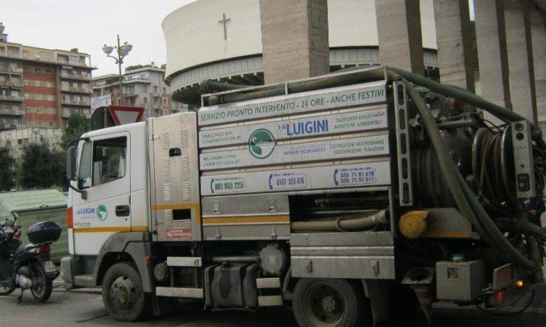 pronto intervento La Spezia Luigini ecologia