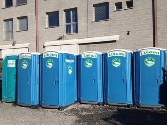 Noleggio WC La Spezia