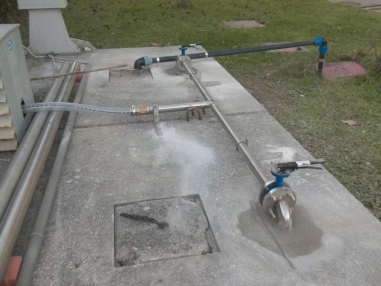 Impianti di depurazione La Spezia