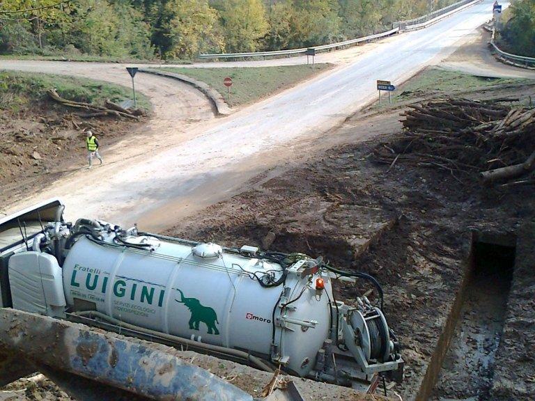 Luigini Ecologia pulizia cantieri La Spezia