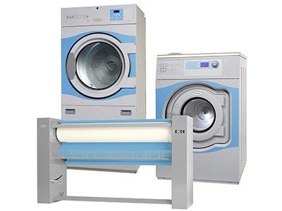 Apparecchiature per il lavaggio di tessuti