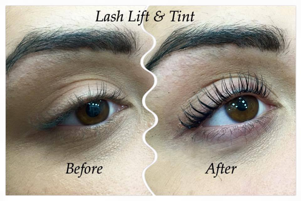 New Treatment Eyelash Lift Perm Lash Tinting Bleach