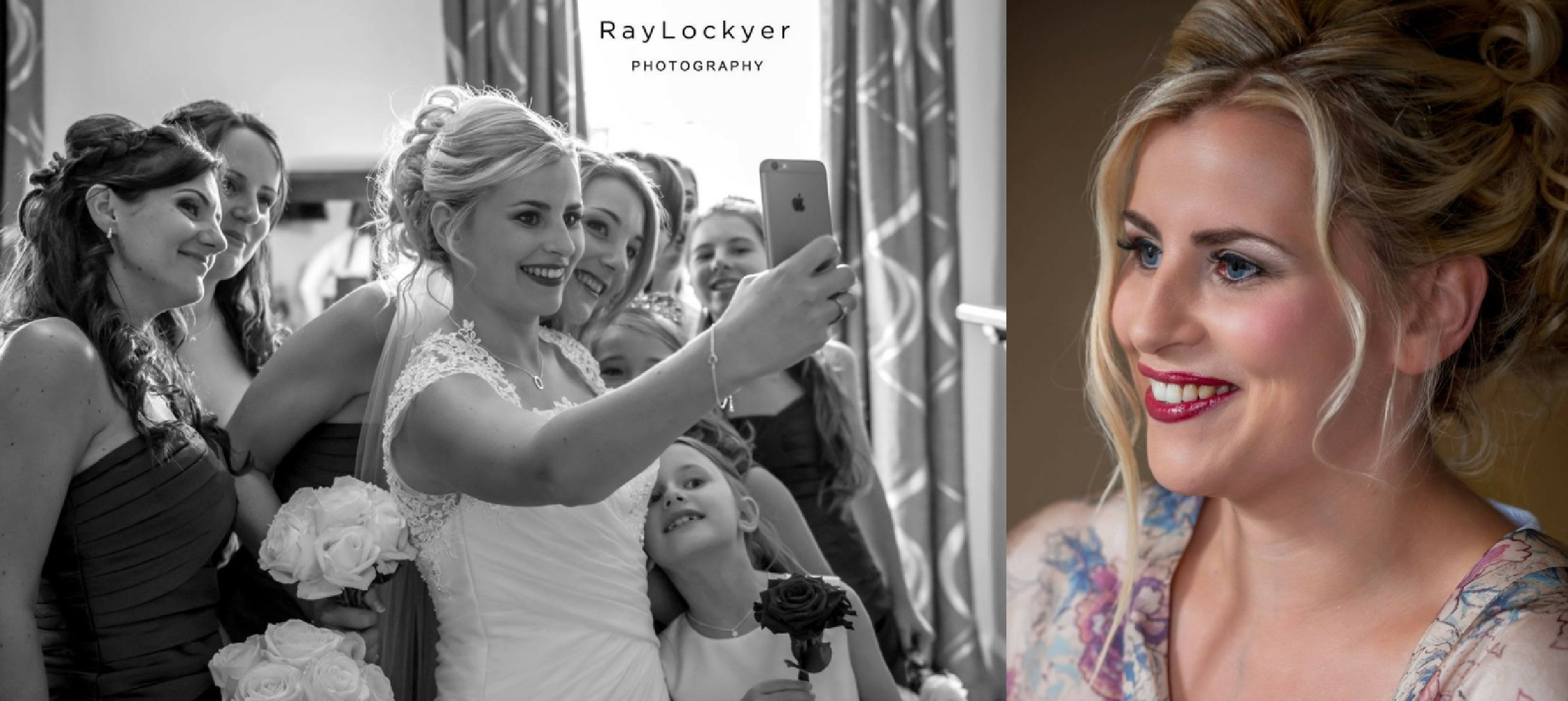 wedding makeup artist & beauty service covering bristol