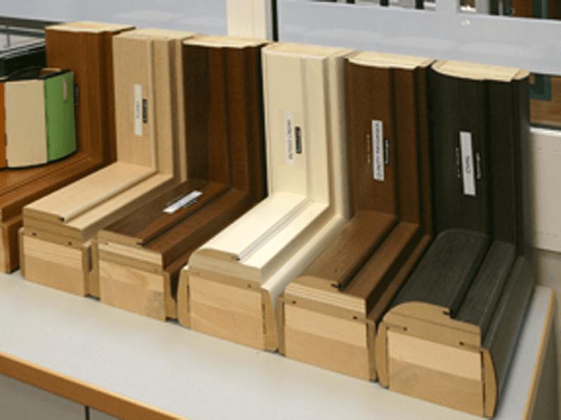campioni legno