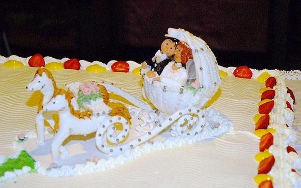 ordinazione torta nuziale
