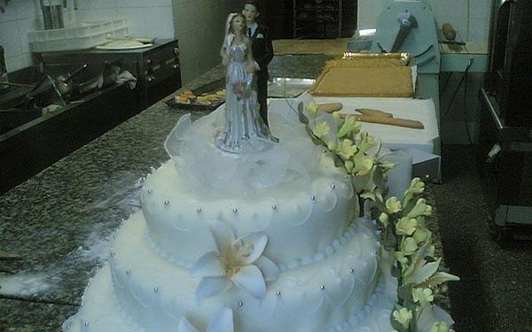 torte per eventi nuziali