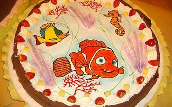 torta bimbo