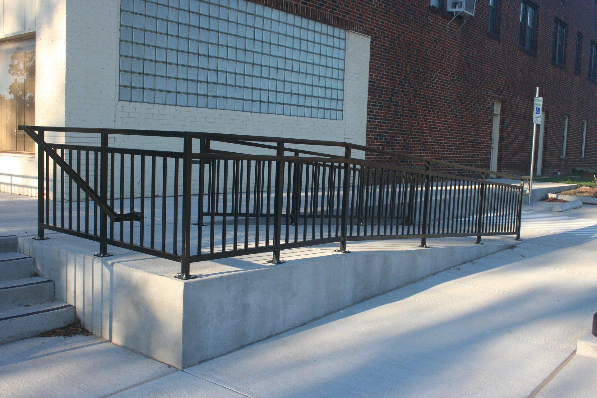 Metal Handrails Bryan TX