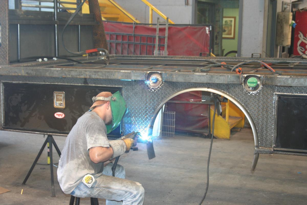 Welding Contractor in Bryan, TX