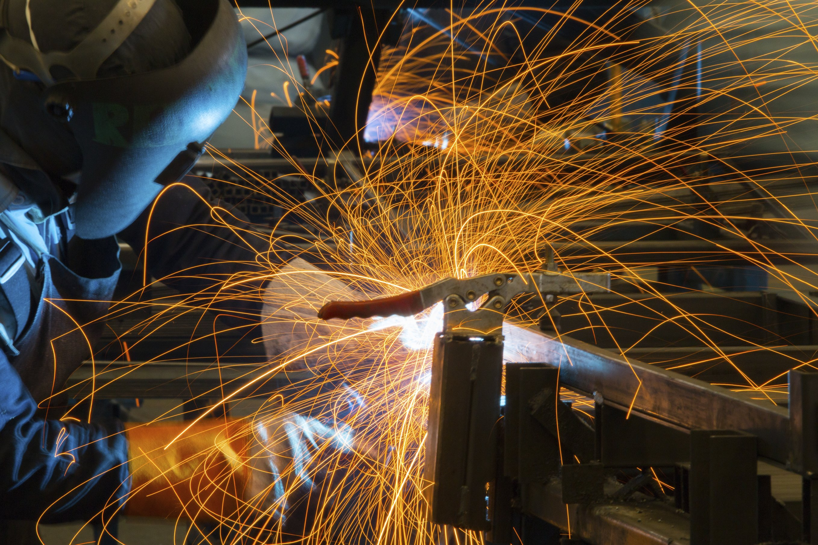 Welding contractor in Bryan, TX