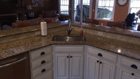 High quality cabinets for kitchens in Newark, OH