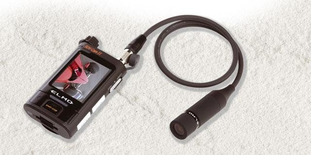 Micro videorecorder