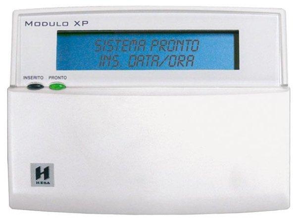Centrali serie Modulo XP