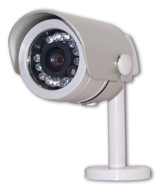 telecamera bianco e nero