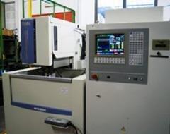 macchina elettroerosione