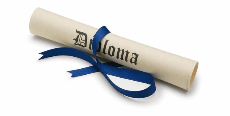 Diploma in un anno