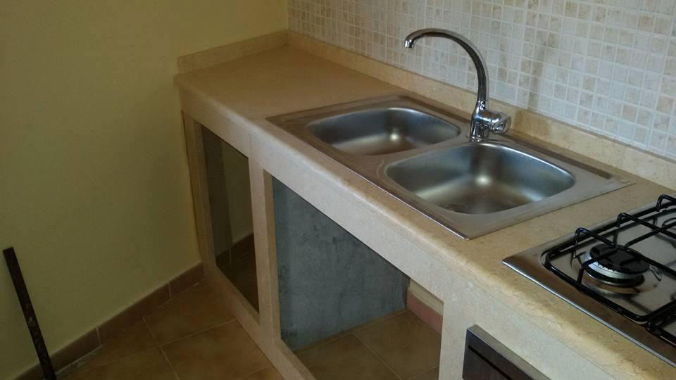 lavello cucina in marmo