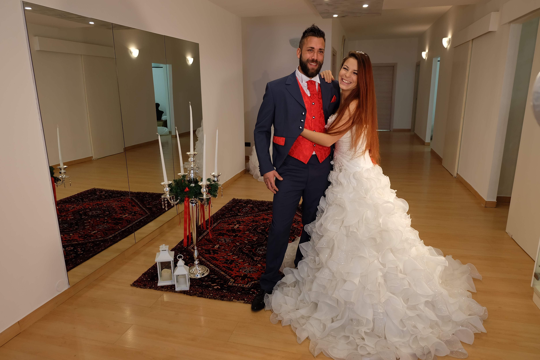 Interno dell'atelier Abiti da sposa Per sempre insieme Padova