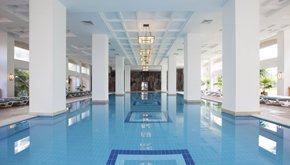Pool ventilation