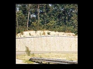 Muro di sostegno di Tipo F