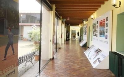 Corridoio Istituto Marco Polo