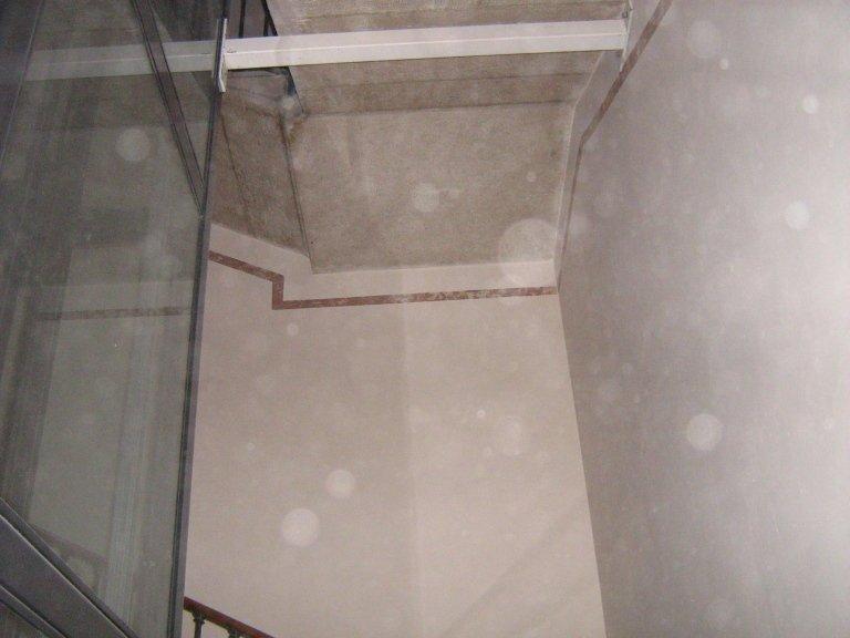 Restauro scala casa epoca