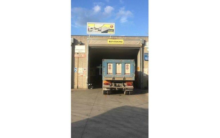 Riparazioni meccaniche furgoni