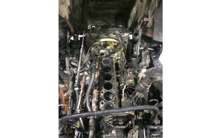 Officina meccanica veicoli commerciali