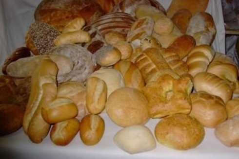 Pane di tutti i tipi.