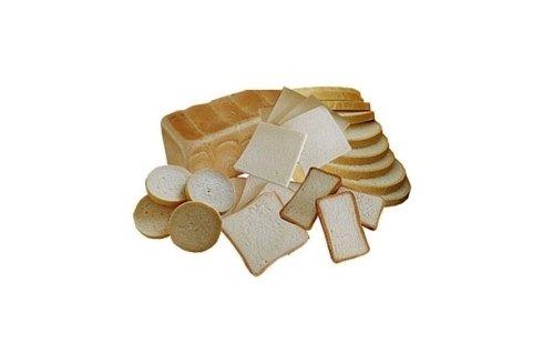 Varie tipologie di pane per tramezzini.