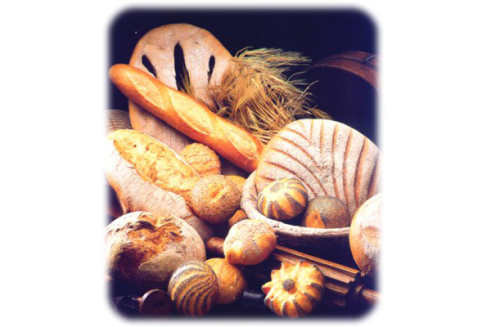 Pane speciale di varie forme.