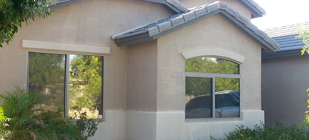 Residential window tinting in Mohave Valley