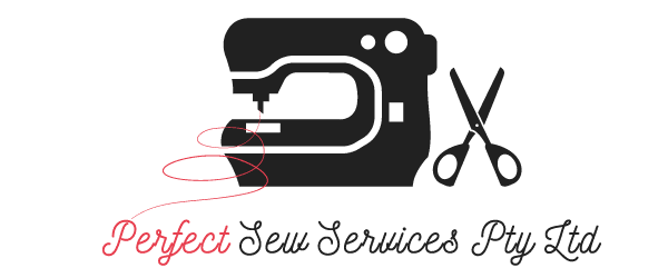 Perfect sew services logo