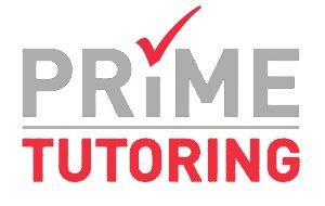 prime tutoring tutoring services business logo