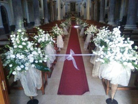 addobbi per cerimonia