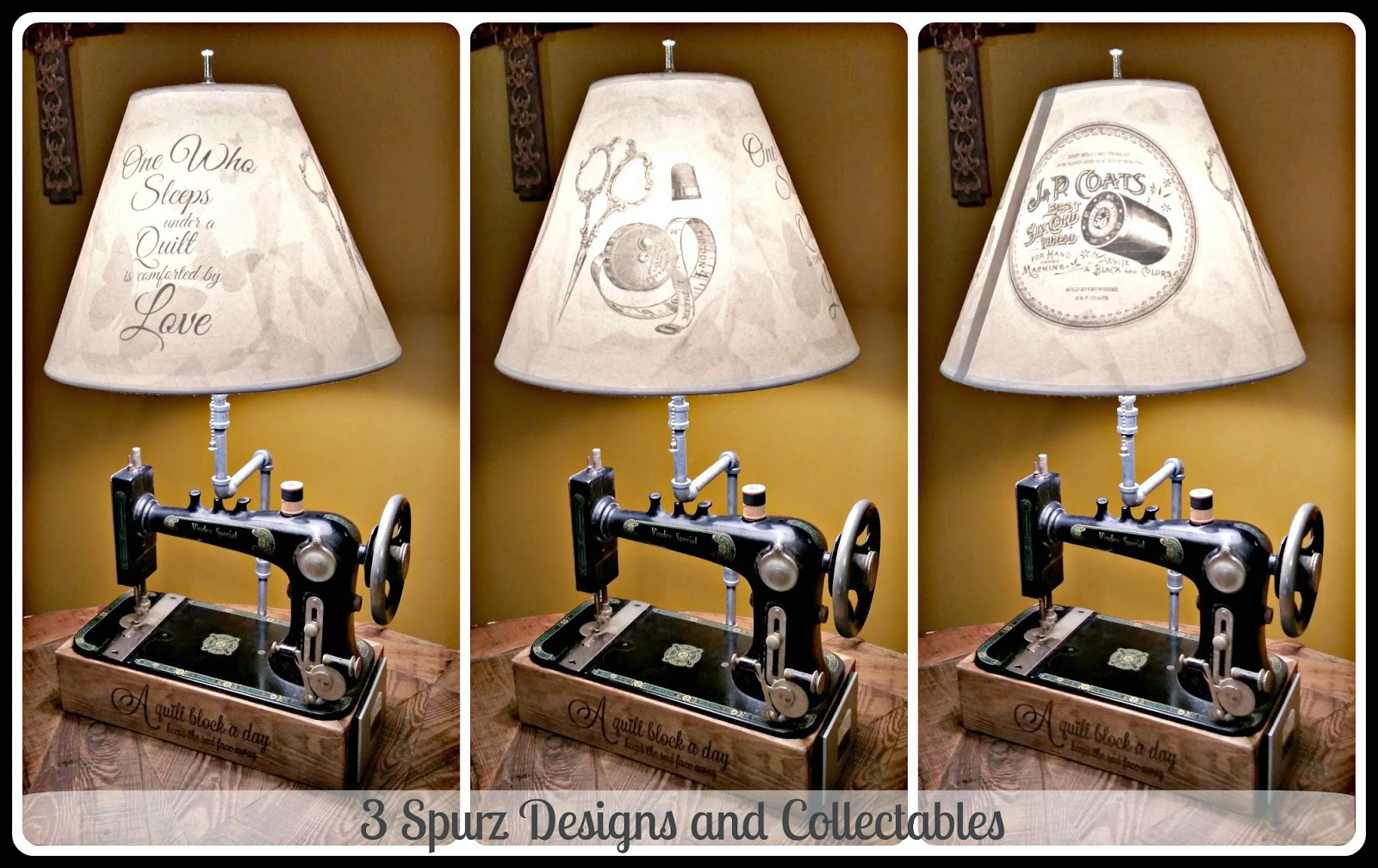 Custom Lamp Shade: Slide Title,Lighting
