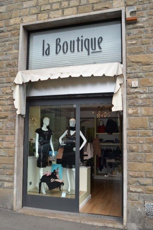 Abbigliamento la Boutique