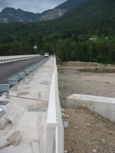 Parapetto Ponte Caldonazzo